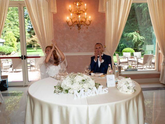 Il matrimonio di Marco e Gaia a Lesmo, Monza e Brianza 55