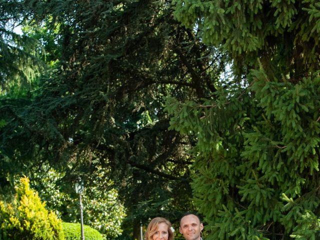 Il matrimonio di Marco e Gaia a Lesmo, Monza e Brianza 56