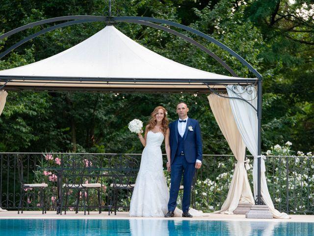 Il matrimonio di Marco e Gaia a Lesmo, Monza e Brianza 58