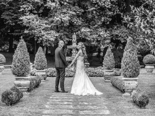 Il matrimonio di Marco e Gaia a Lesmo, Monza e Brianza 60