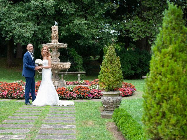 Il matrimonio di Marco e Gaia a Lesmo, Monza e Brianza 61