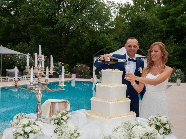 Il matrimonio di Marco e Gaia a Lesmo, Monza e Brianza 66