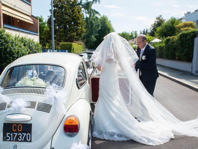 Il matrimonio di Marco e Gaia a Lesmo, Monza e Brianza 85