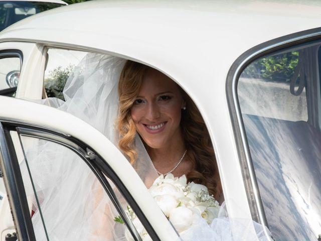 Il matrimonio di Marco e Gaia a Lesmo, Monza e Brianza 86