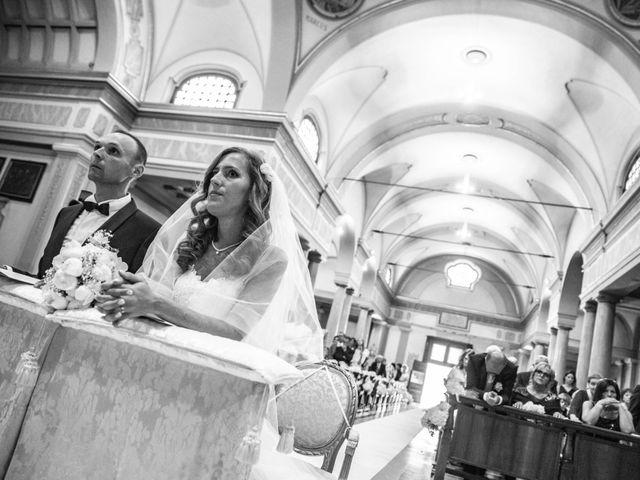 Il matrimonio di Marco e Gaia a Lesmo, Monza e Brianza 90