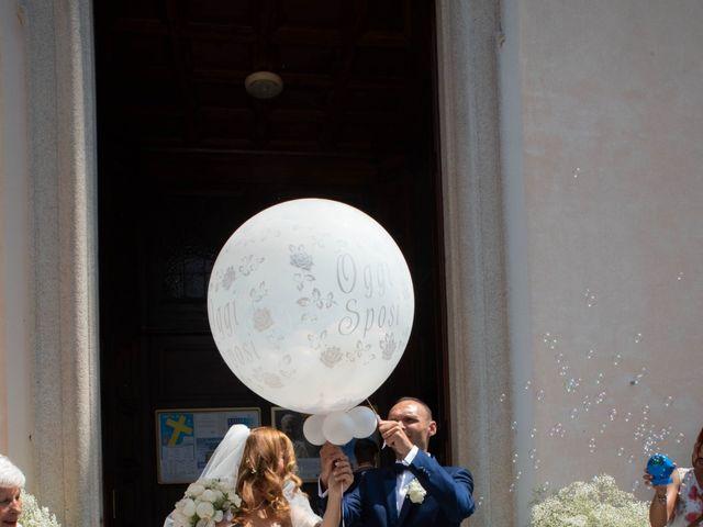 Il matrimonio di Marco e Gaia a Lesmo, Monza e Brianza 96