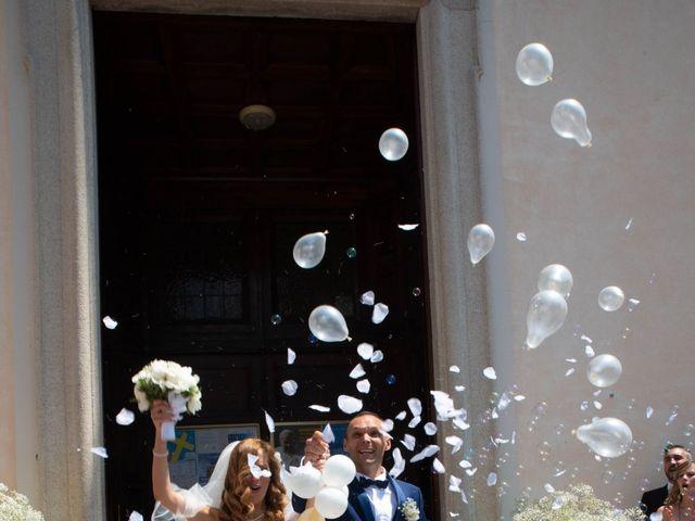 Il matrimonio di Marco e Gaia a Lesmo, Monza e Brianza 97