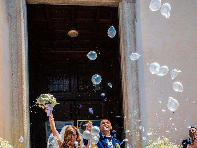 Il matrimonio di Marco e Gaia a Lesmo, Monza e Brianza 98