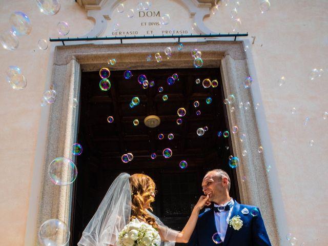 Il matrimonio di Marco e Gaia a Lesmo, Monza e Brianza 100