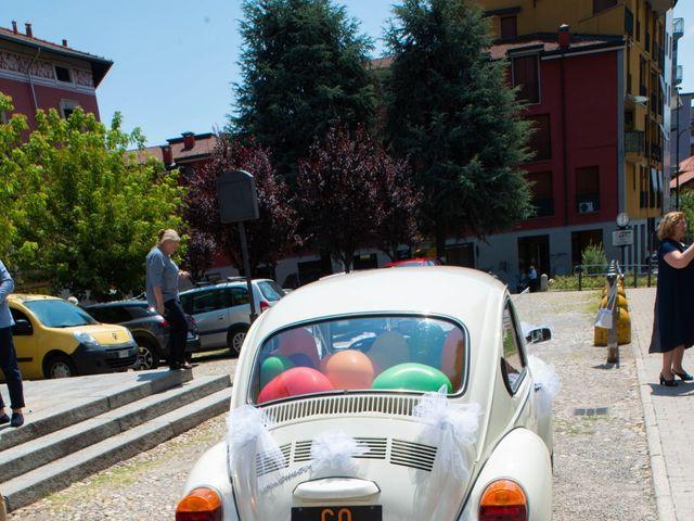 Il matrimonio di Marco e Gaia a Lesmo, Monza e Brianza 101
