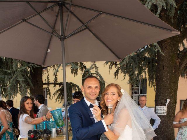 Il matrimonio di Marco e Gaia a Lesmo, Monza e Brianza 102
