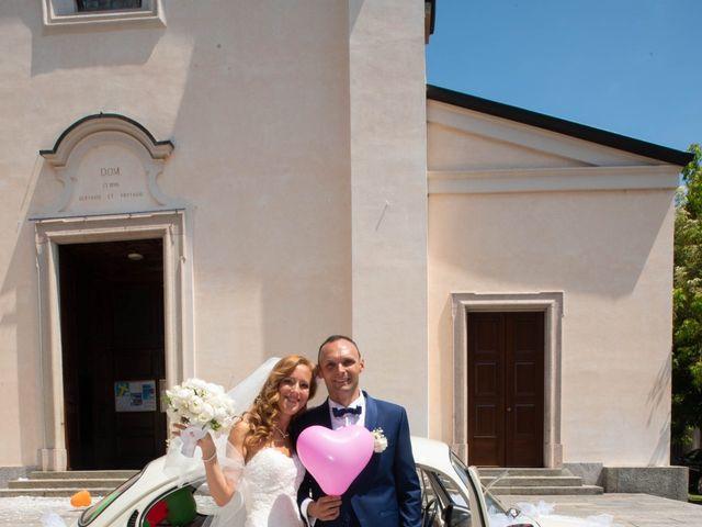 Il matrimonio di Marco e Gaia a Lesmo, Monza e Brianza 103