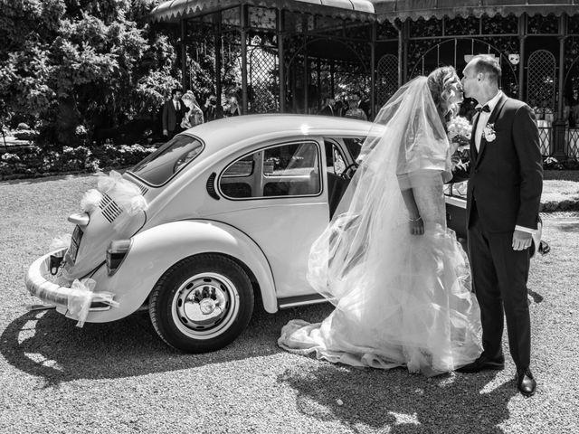 Il matrimonio di Marco e Gaia a Lesmo, Monza e Brianza 107