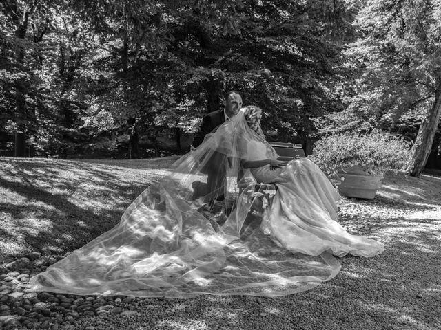 Il matrimonio di Marco e Gaia a Lesmo, Monza e Brianza 109