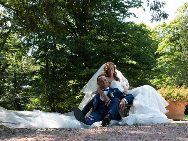 Il matrimonio di Marco e Gaia a Lesmo, Monza e Brianza 110