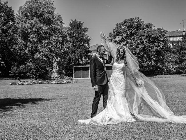 Il matrimonio di Marco e Gaia a Lesmo, Monza e Brianza 111