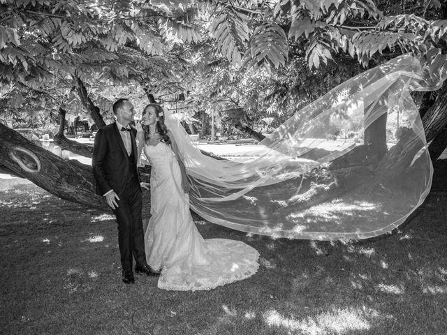 Il matrimonio di Marco e Gaia a Lesmo, Monza e Brianza 112