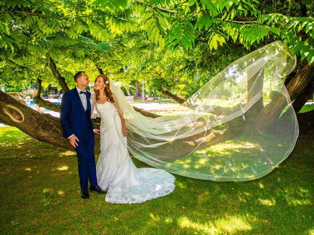 Il matrimonio di Marco e Gaia a Lesmo, Monza e Brianza 113