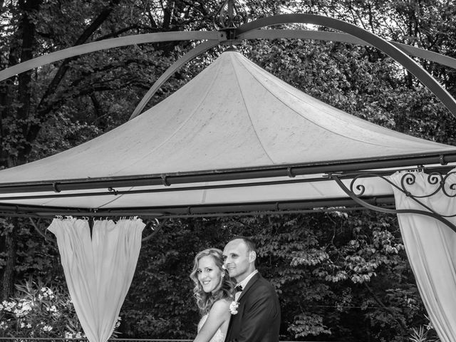 Il matrimonio di Marco e Gaia a Lesmo, Monza e Brianza 116