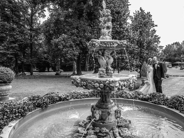 Il matrimonio di Marco e Gaia a Lesmo, Monza e Brianza 120