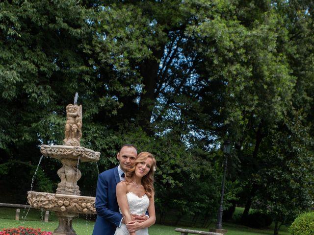 Il matrimonio di Marco e Gaia a Lesmo, Monza e Brianza 121