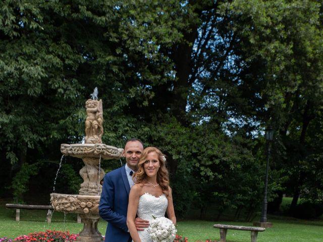 Il matrimonio di Marco e Gaia a Lesmo, Monza e Brianza 122