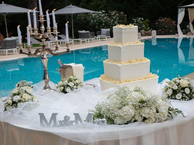 Il matrimonio di Marco e Gaia a Lesmo, Monza e Brianza 124
