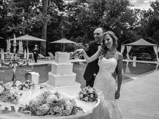 Il matrimonio di Marco e Gaia a Lesmo, Monza e Brianza 125