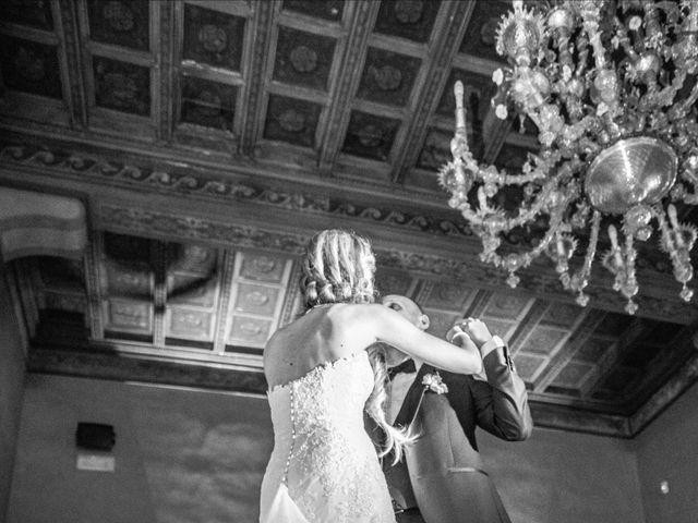 Il matrimonio di Marco e Gaia a Lesmo, Monza e Brianza 128
