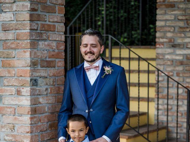 Il matrimonio di Mauro e Silvia a Ziano Piacentino, Piacenza 6