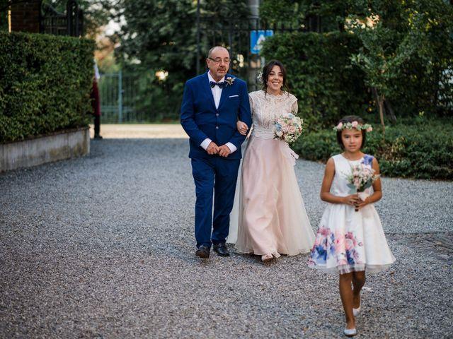 Il matrimonio di Mauro e Silvia a Ziano Piacentino, Piacenza 9