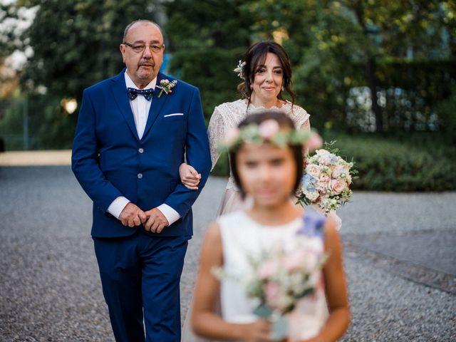 Il matrimonio di Mauro e Silvia a Ziano Piacentino, Piacenza 10
