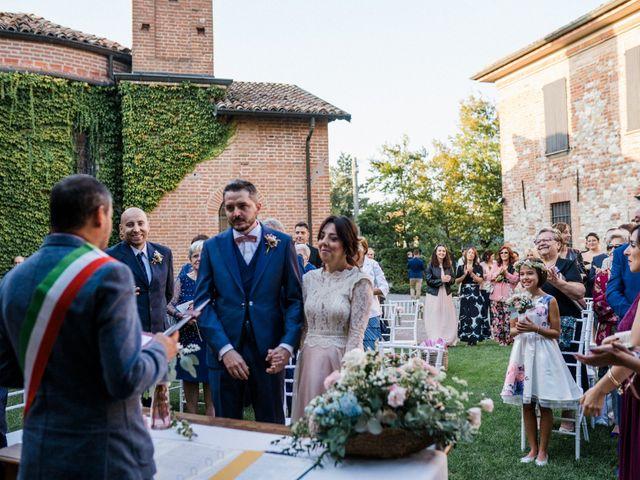 Il matrimonio di Mauro e Silvia a Ziano Piacentino, Piacenza 15