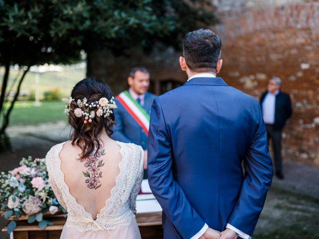 Il matrimonio di Mauro e Silvia a Ziano Piacentino, Piacenza 16