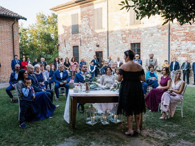 Il matrimonio di Mauro e Silvia a Ziano Piacentino, Piacenza 17
