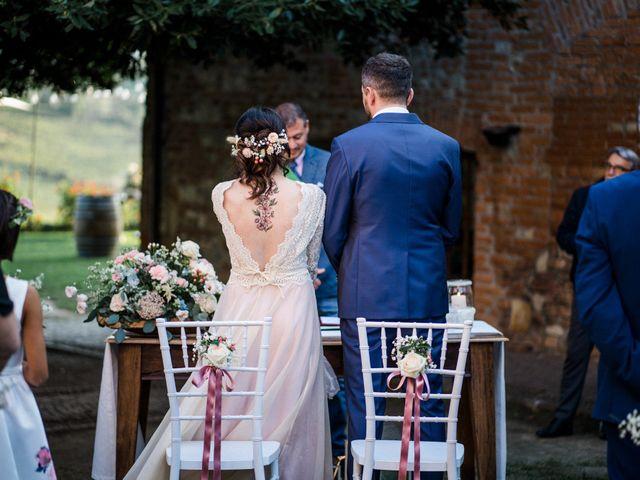 Il matrimonio di Mauro e Silvia a Ziano Piacentino, Piacenza 20