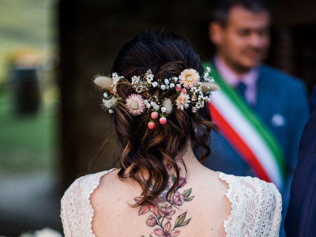 Il matrimonio di Mauro e Silvia a Ziano Piacentino, Piacenza 24