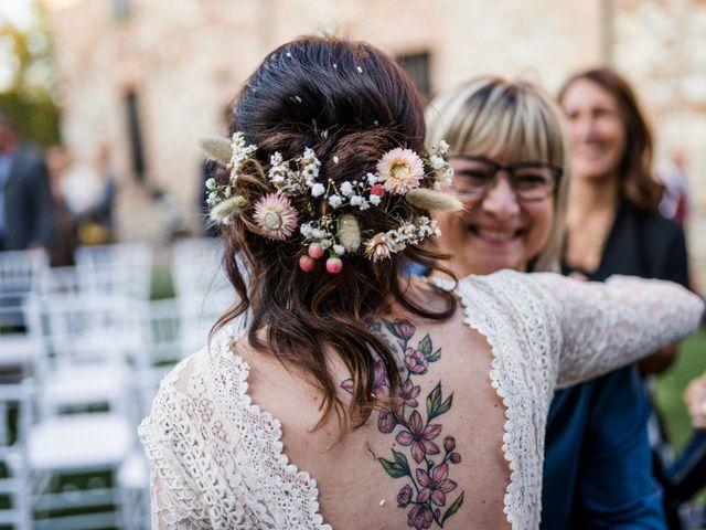 Il matrimonio di Mauro e Silvia a Ziano Piacentino, Piacenza 26