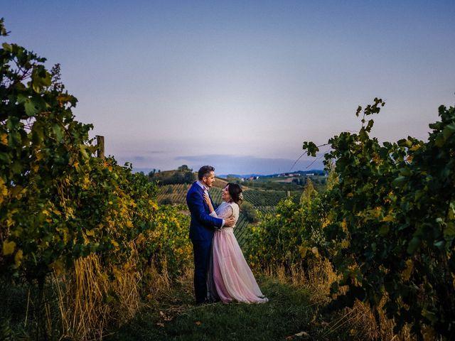 Il matrimonio di Mauro e Silvia a Ziano Piacentino, Piacenza 32