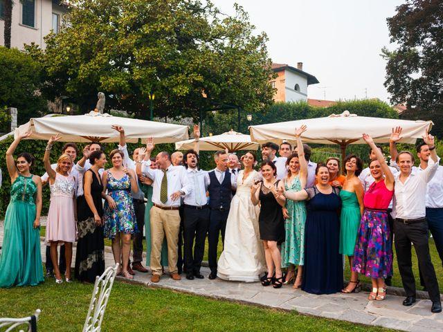 Il matrimonio di Marco e Marta a Milano, Milano 59