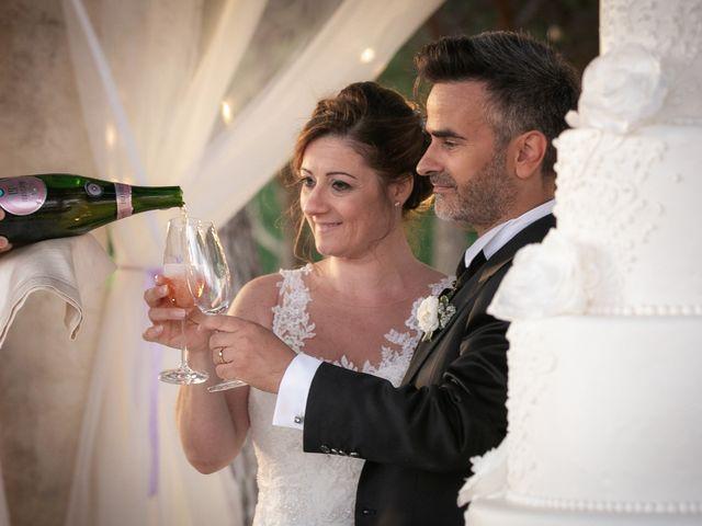 Le nozze di Vito e Daniela