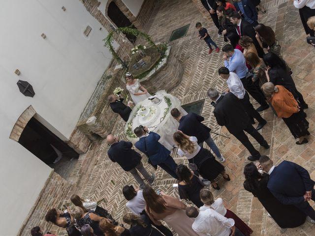 Il matrimonio di Donatella e Roberto a Tortoreto, Teramo 8
