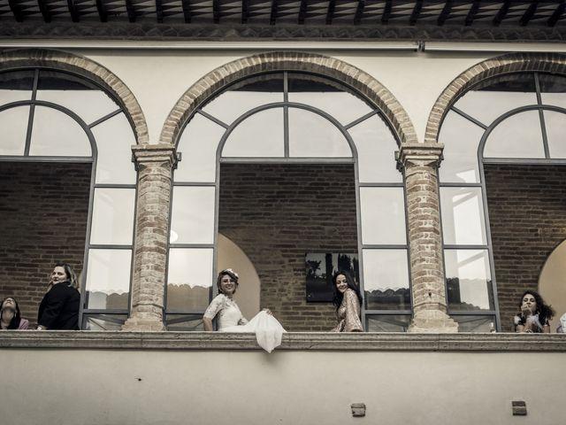Il matrimonio di Donatella e Roberto a Tortoreto, Teramo 9