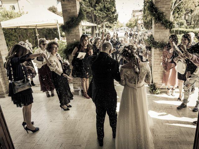 Il matrimonio di Donatella e Roberto a Tortoreto, Teramo 10
