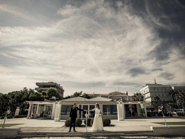 Il matrimonio di Donatella e Roberto a Tortoreto, Teramo 1