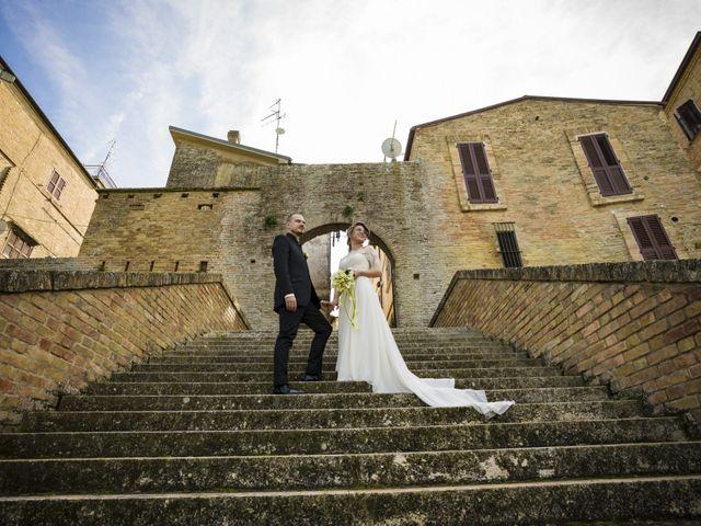 Il matrimonio di Donatella e Roberto a Tortoreto, Teramo 13