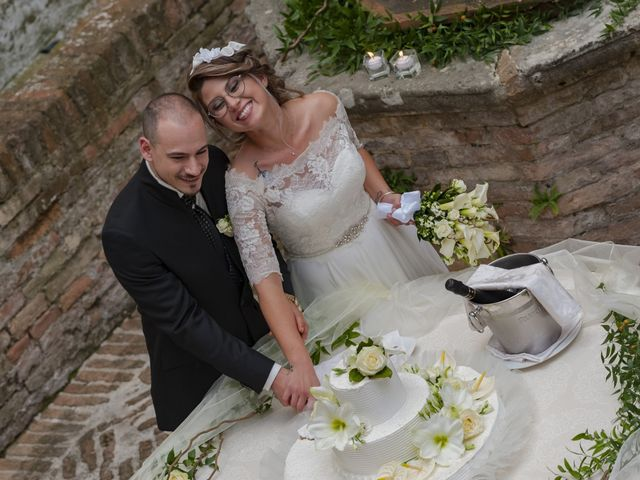 Il matrimonio di Donatella e Roberto a Tortoreto, Teramo 27