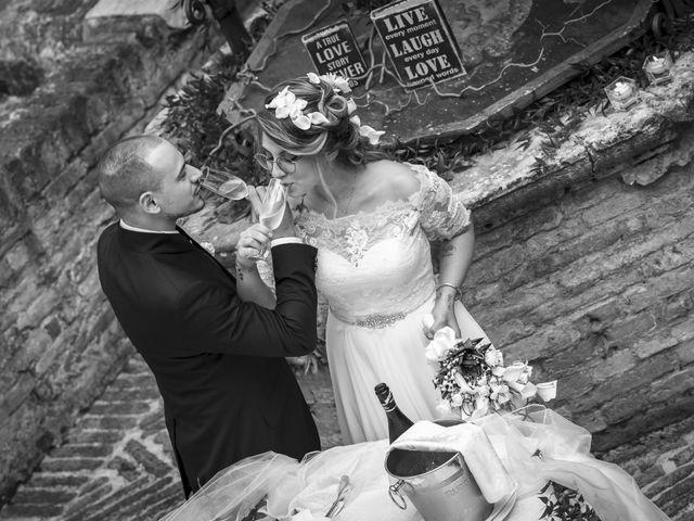 Il matrimonio di Donatella e Roberto a Tortoreto, Teramo 28