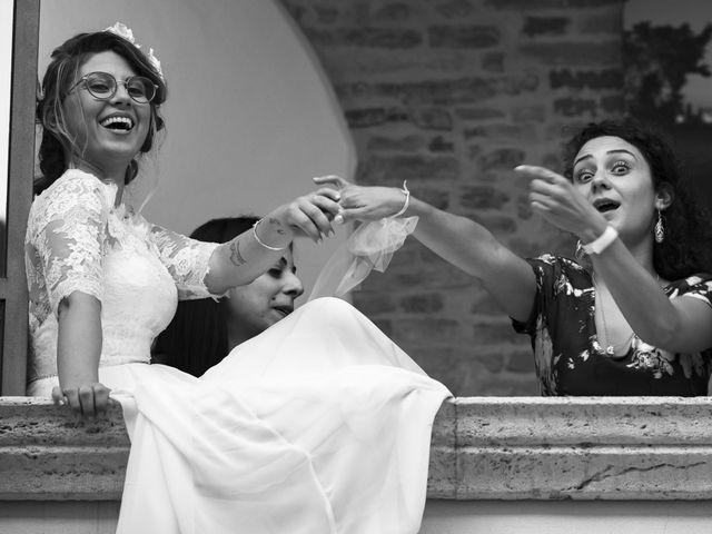 Il matrimonio di Donatella e Roberto a Tortoreto, Teramo 29