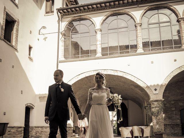 Il matrimonio di Donatella e Roberto a Tortoreto, Teramo 36